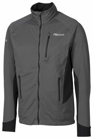 Marmot Mens Fusion Jacket Slate Grey/ Black