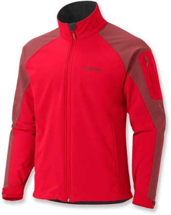 Marmot Mens Gravity Jacket Team Red/ Brick