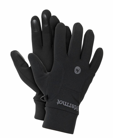 Marmot Power Stretch Glove Black