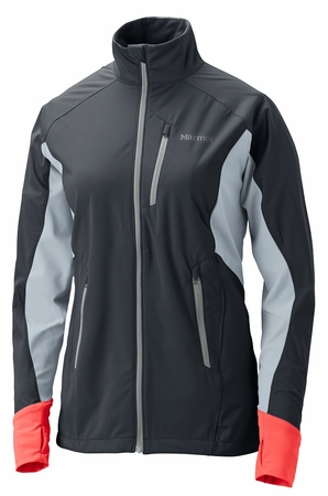 Marmot Womens Fusion Jacket Dark Steel/ Silver