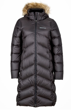 Marmot Womens Montreaux Coat Black