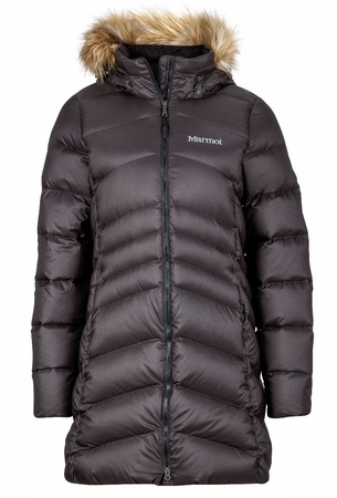 Marmot Womens Montreal Coat Black