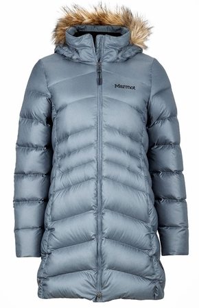 Marmot Womens Montreal Coat Steel Onyx