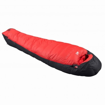 Millet Alpine Expert 12F Degree Sleeping Bag Regular Red/ Rouge