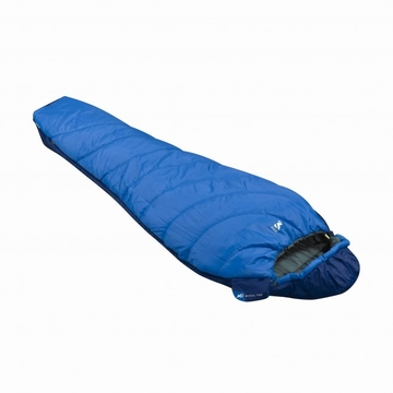 Millet Baikal 750 Sleeping Bag 43F Degree Sky Diver/ Ultra Blue Regular