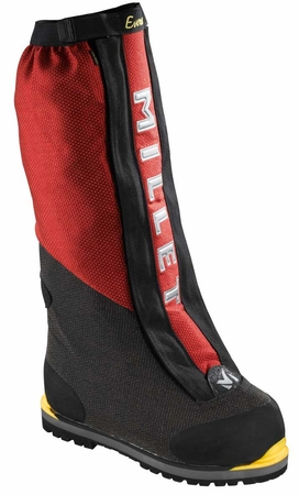 Millet Everest GTX Mountaineering Boot Red/ Black Size 6.5