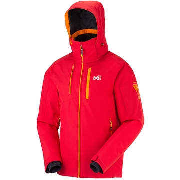 Millet Mens Adak Jacket Red