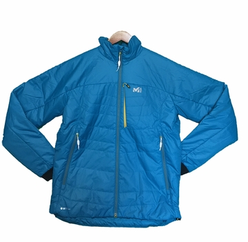 Millet Mens Belay Right Jacket Deep Horizon