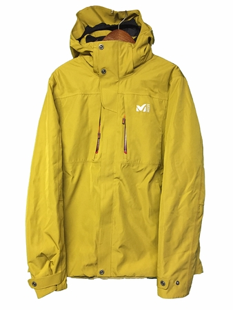 Millet Mens Black Mountain Jacket Tobacco