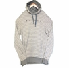 Millet Mens Black Shadow Hoodie Silver
