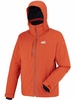 Millet Mens Bullit Jacket Heather Orange