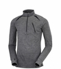 Millet Mens C 200 Wool Zip Deep Heather