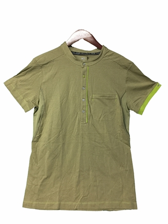 Millet Mens Changtang Polo Light Khaki