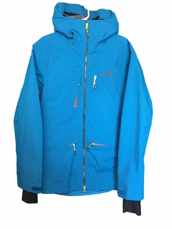 Millet Mens Crystal Mountain Jacket Deep Horizon