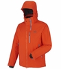 Millet Mens Curve Stretch GTX Jacket Bright Orange/ Electric Blue