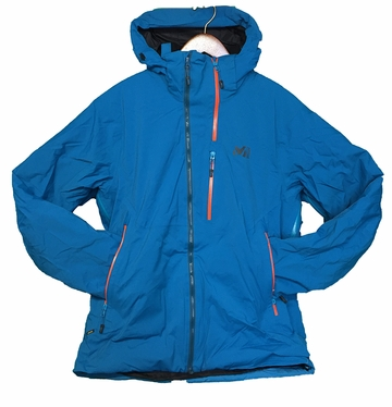 Millet Mens Curve Stretch GTX Jacket Deep Horizon
