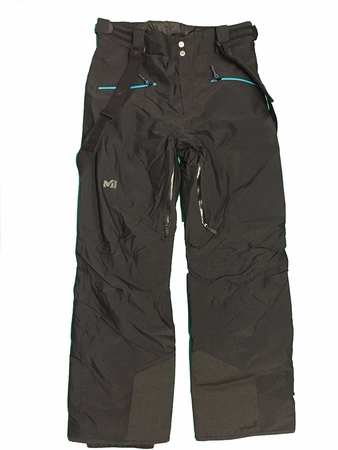 Millet Mens Curve Stretch GTX Pant Black/ Noir