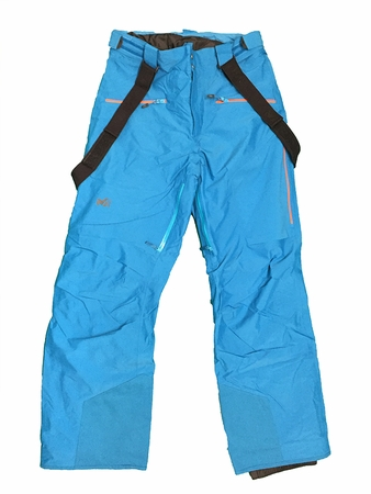 Millet Mens Curve Stretch GTX Pants Deep Horizon