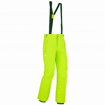 Millet Mens Devil Stretch Pant Acid Green