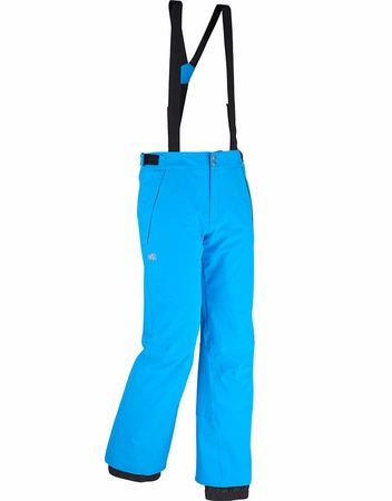 Millet Mens Devil Stretch Pant Flashy Blue