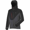 Millet Mens Elevation Windstopper Jacket Castelrock/ Black