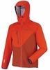 Millet Mens Elevation Windstopper Light Hoodie Bright Orange/ Rust