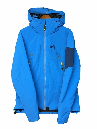 Millet Mens Gerva Stretch Jacket Flasy Blue/ Majolica Blue