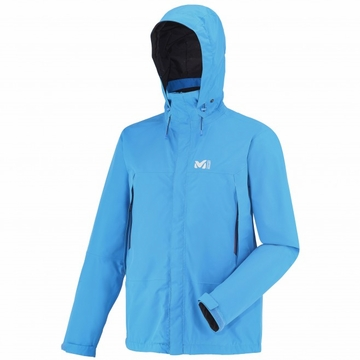 Millet Mens Grands Montets GTX Jacket Electric Blue