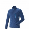 Millet Mens Grepon Power Jacket Estate Blue