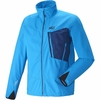 Millet Mens Grepon Windstopper Light Jacket Electric Blue/ Estate Blue