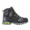 Millet Mens High Route GTX Boot Charcoal/ Acid Green
