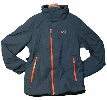 Millet Mens Hit The Road Jacket Deep Horizon