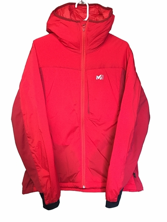 Millet Mens Hybrid Grepon Jacket Red/ Rouge