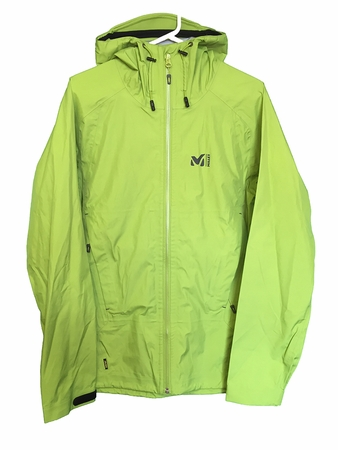 Millet Mens Hymal Pass 3L Jacket Linden Green