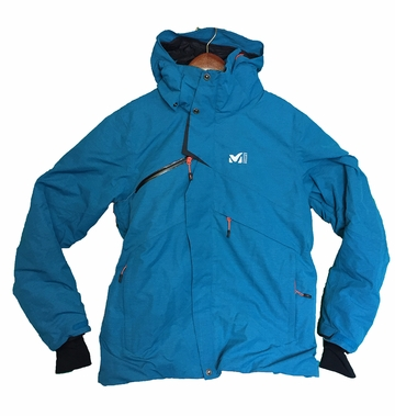 Millet Mens Iconik Jacket Deep Horizon
