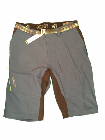 Millet Mens Jackpires Long Short Majolica Blue/ Noir