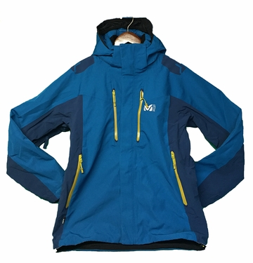 Millet Mens Jackson Peak Jacket Deep Horizon/ Majolica Blue