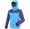 Millet Mens Kamet 2 GTX Jacket Electric Blue/ Estate Blue