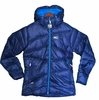 Millet Mens Kamet Down Jacket Estate Blue