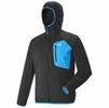 Millet Mens LTK AirStretch Jacket Noir/ Electric Blue
