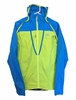 Millet Mens LTK Intense XCS Jacket Acid Green/ Electric Blue