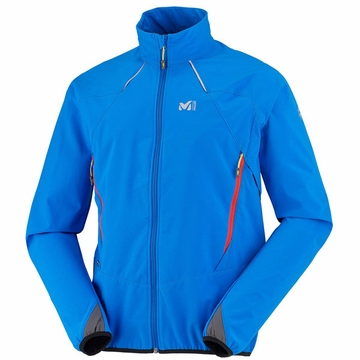 Millet Mens LTK Shield Jacket Sky Diver