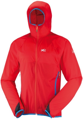 Millet Mens LTK Stunner Stretch Jacket Red/ Rouge