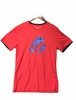 Millet Mens Monte Bianco T Shirt Short Sleeve Red/ Rouge
