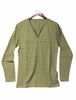 Millet Mens Myo T Shirt Long Sleeve Light Khaki
