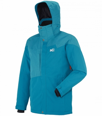 Millet Mens Mystery Tour Jacket Deep Horizon (Close Out)