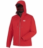 Millet Mens Pilatus 3 in 1 GTX Jacket Deep Red