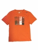 Millet Mens Process T Shirt Bright Orange