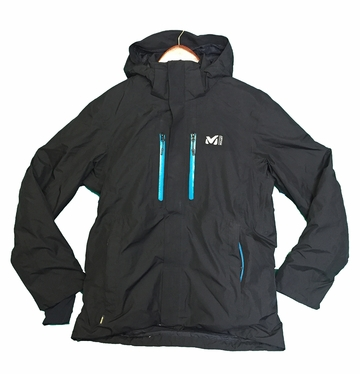 Millet Mens Rescue GTX Jacket Black/ Noir
