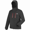Millet Mens Rescue GTX Jacket Noir/ Rouge